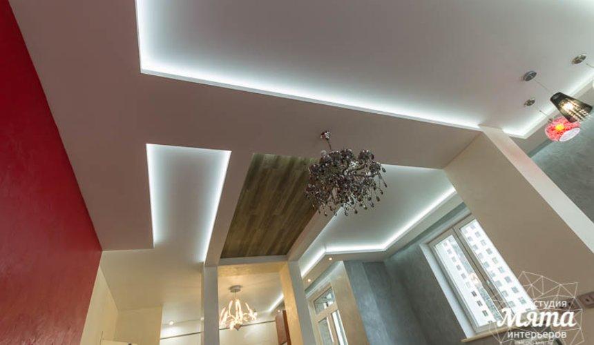 Ремонт и дизайн интерьера трехкомнатной квартиры по ул. Татищева 49 27