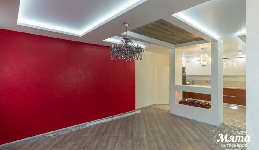 Ремонт и дизайн интерьера трехкомнатной квартиры по ул. Татищева 49 28