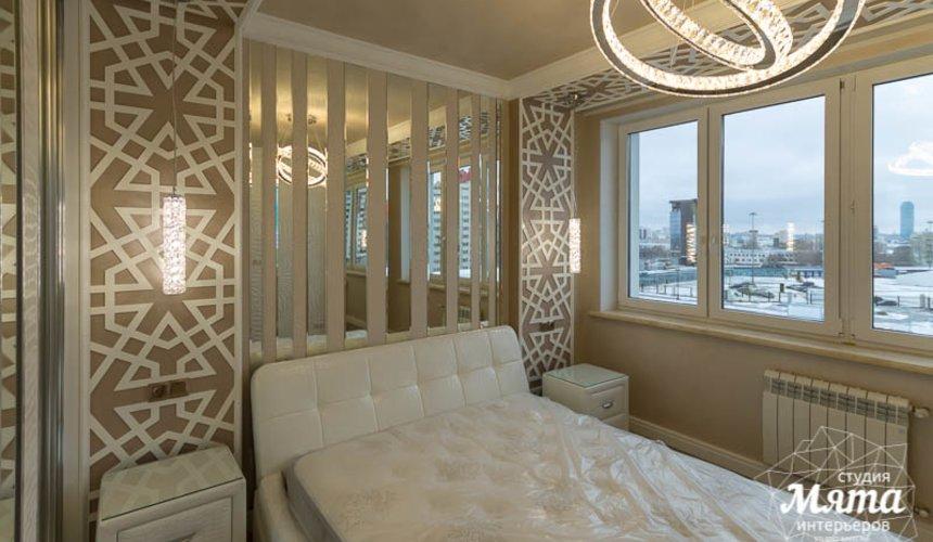 Ремонт и дизайн интерьера трехкомнатной квартиры по ул. Татищева 49 44