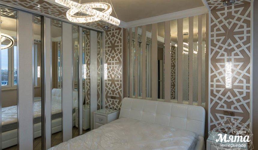 Ремонт и дизайн интерьера трехкомнатной квартиры по ул. Татищева 49 45