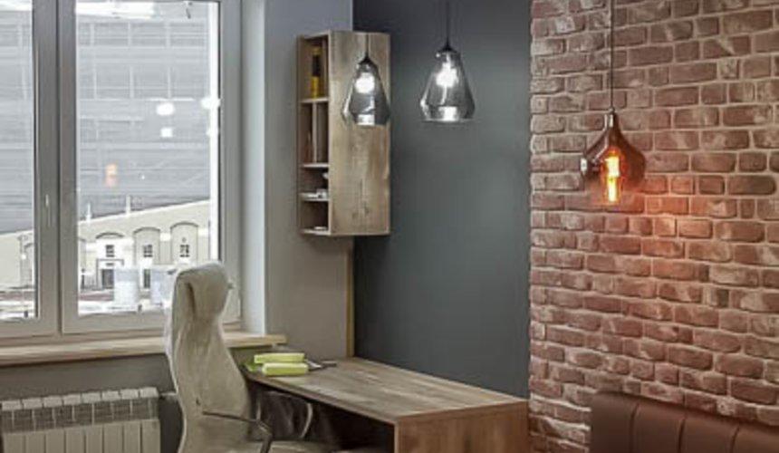 Ремонт и дизайн интерьера трехкомнатной квартиры по ул. Татищева 49 13