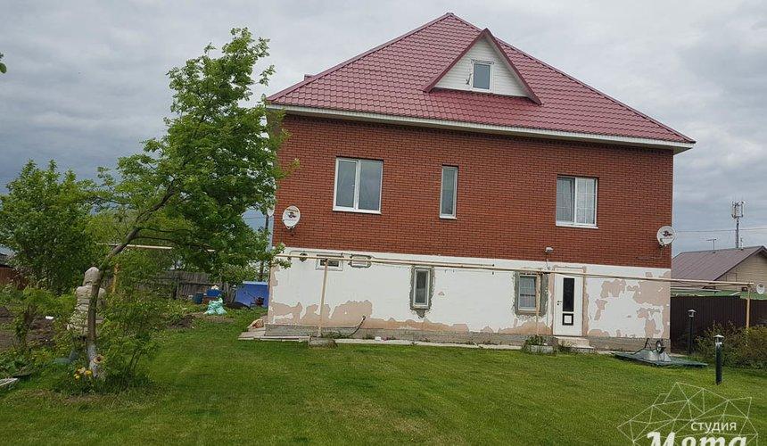 Индивидуальный проект дома 532 м2 и бани 152 м2 г. Арамиль 20