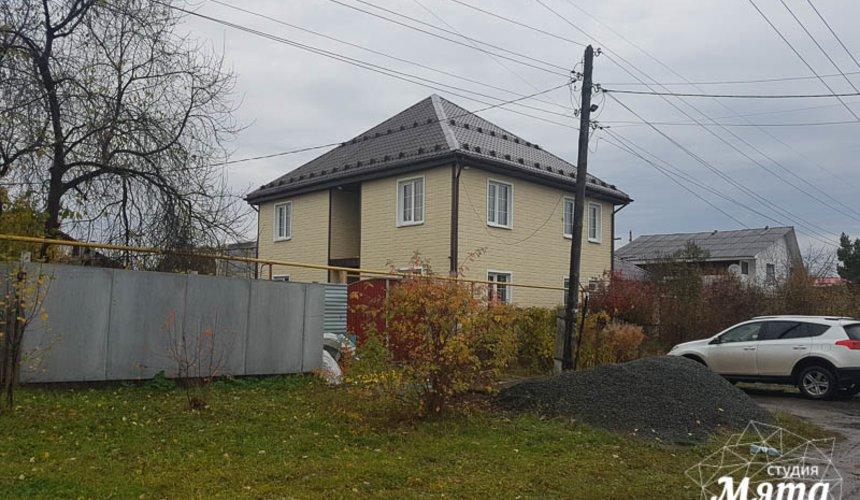 Индивидуальный проект дома 200 м2 г. Тюмень 5
