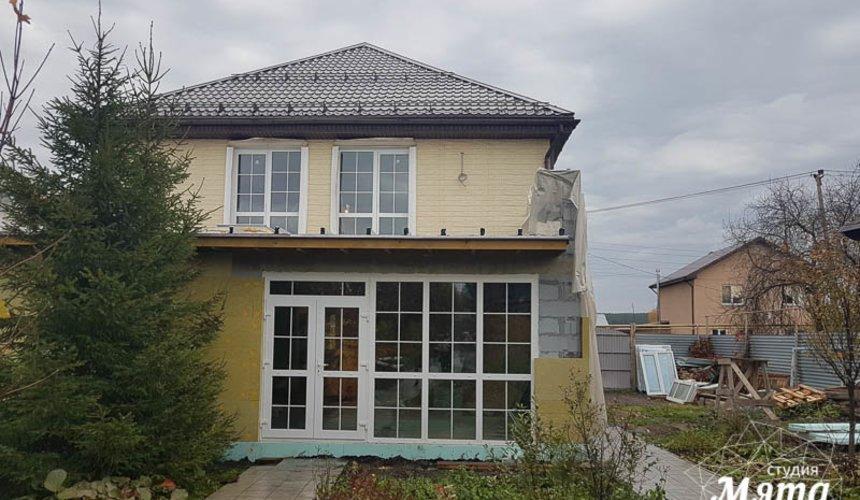 Индивидуальный проект дома 200 м2 г. Тюмень 8