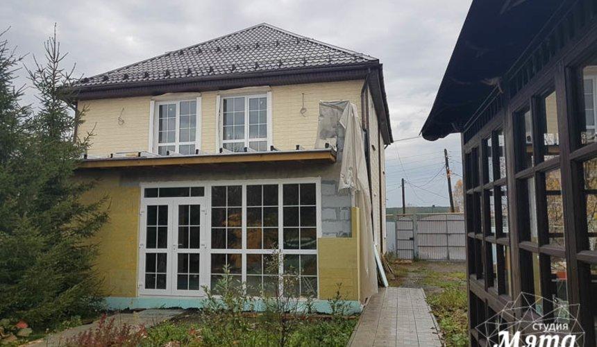 Индивидуальный проект дома 200 м2 г. Тюмень 9