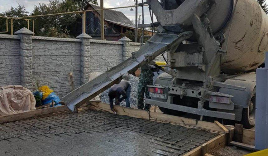 Строительство гаража и беседки г. Пермь 30