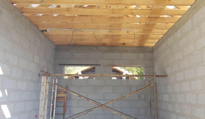 Строительство гаража и беседки в г. Асбест 47