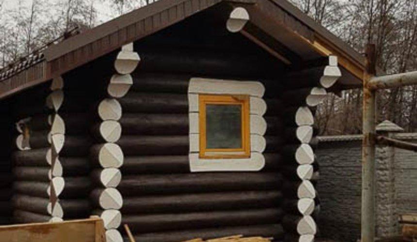 Строительство гаража и беседки г. Пермь 9