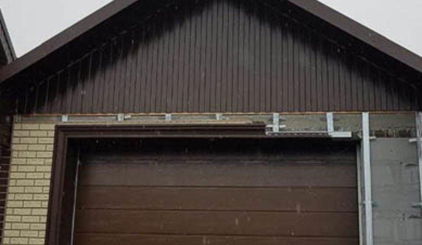 Строительство гаража и беседки г. Пермь 40