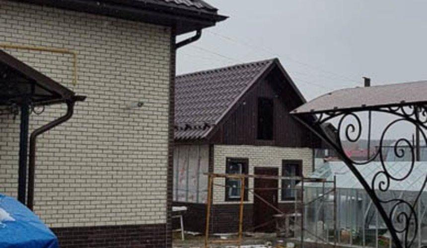 Строительство гаража и беседки г. Пермь 44