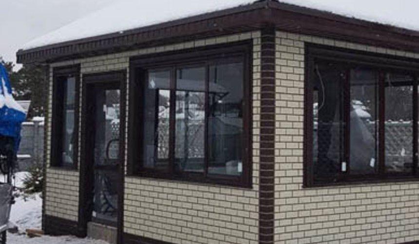 Строительство гаража и беседки в г. Асбест 3
