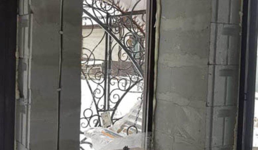 Строительство гаража и беседки г. Пермь 21