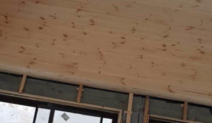 Строительство гаража и беседки в г. Асбест 41