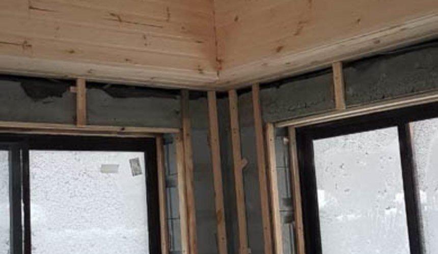 Строительство гаража и беседки г. Пермь 26