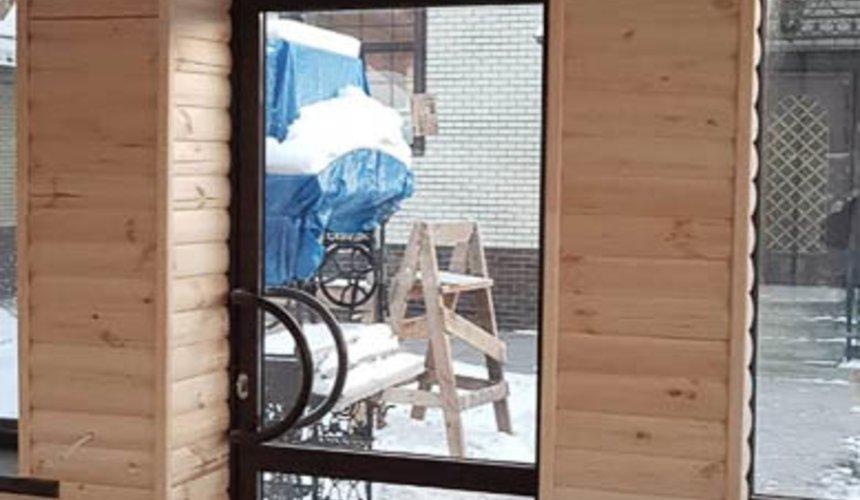 Строительство гаража и беседки в г. Асбест 7