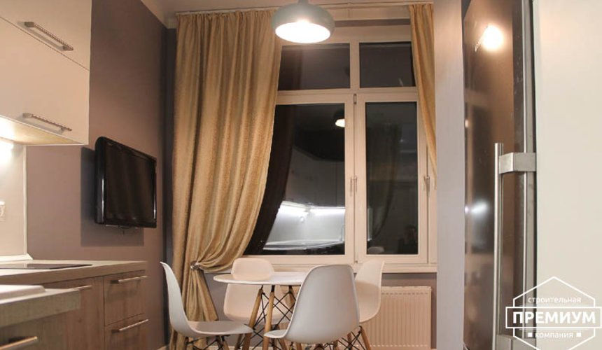 Ремонт квартиры-студии по ул.Белинского 177 8