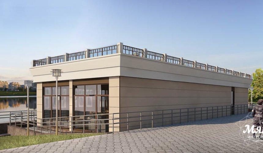 Индивидуальный проект кафе 180 м2 на набережной г. Краснотурьинск 3