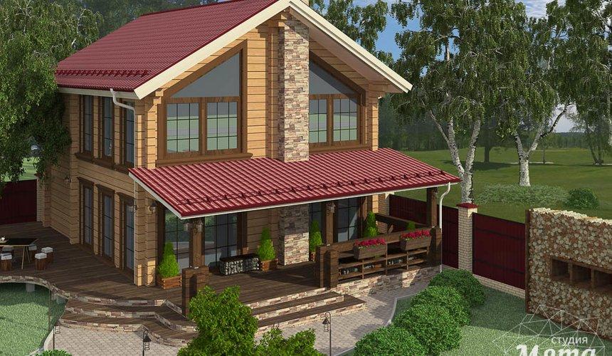 Индивидуальный проект дома 532 м2 и бани 152 м2 г. Арамиль 13