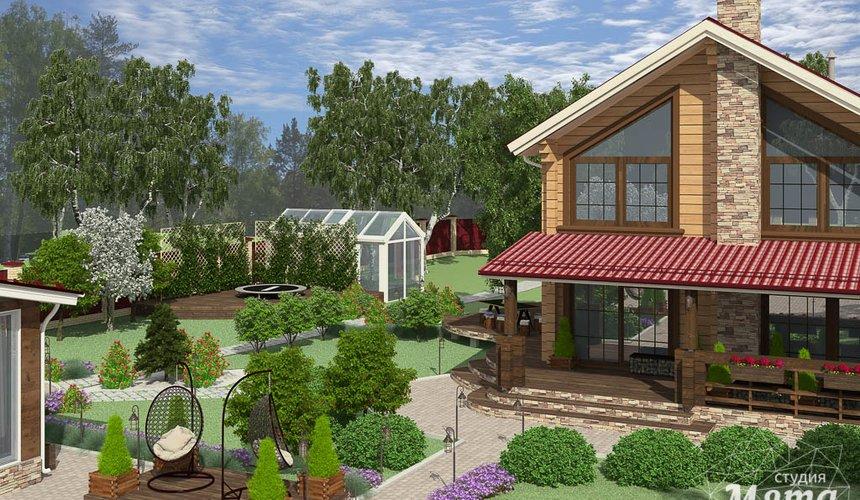 Индивидуальный проект дома 532 м2 и бани 152 м2 г. Арамиль 6