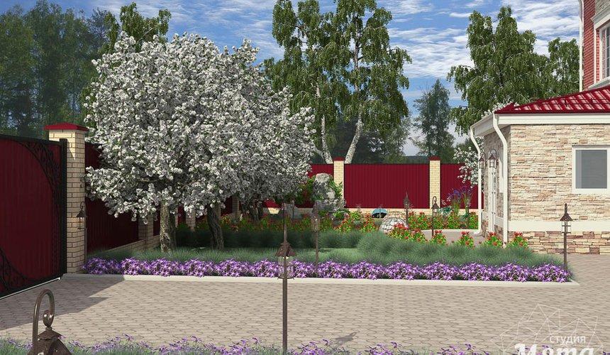 Индивидуальный проект дома 532 м2 и бани 152 м2 г. Арамиль 7