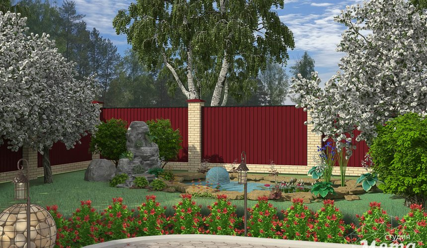 Индивидуальный проект дома 532 м2 и бани 152 м2 г. Арамиль 8