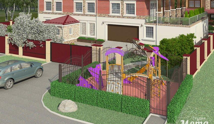 Индивидуальный проект дома 532 м2 и бани 152 м2 г. Арамиль 9