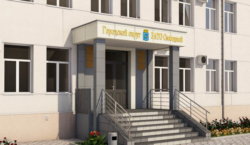 Индивидуальный проект входной группы Муниципального учреждения п. Свободный 3
