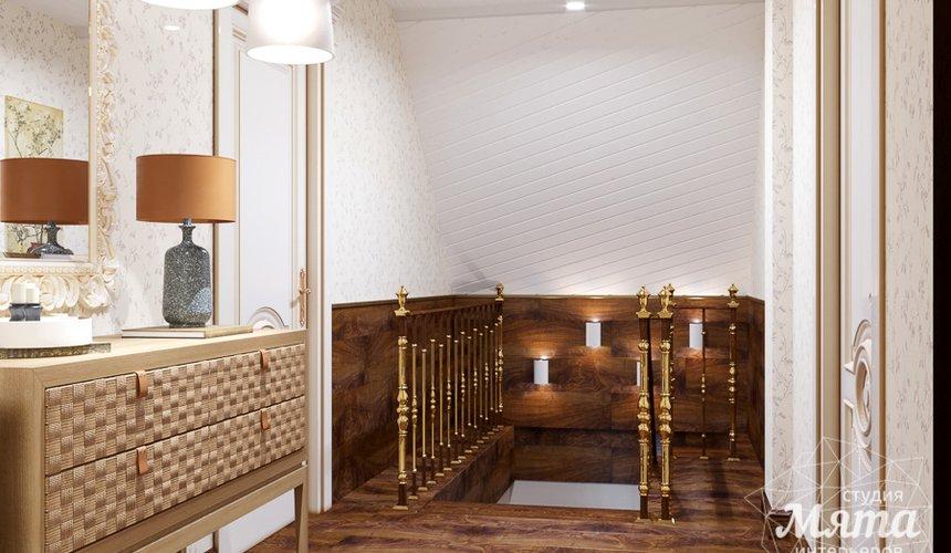 Ремонт и дизайн интерьера коттеджа г. Асбест 101