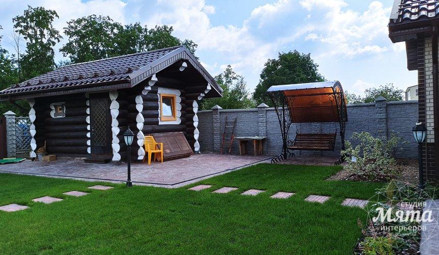 Строительство гаража и беседки г. Пермь 2