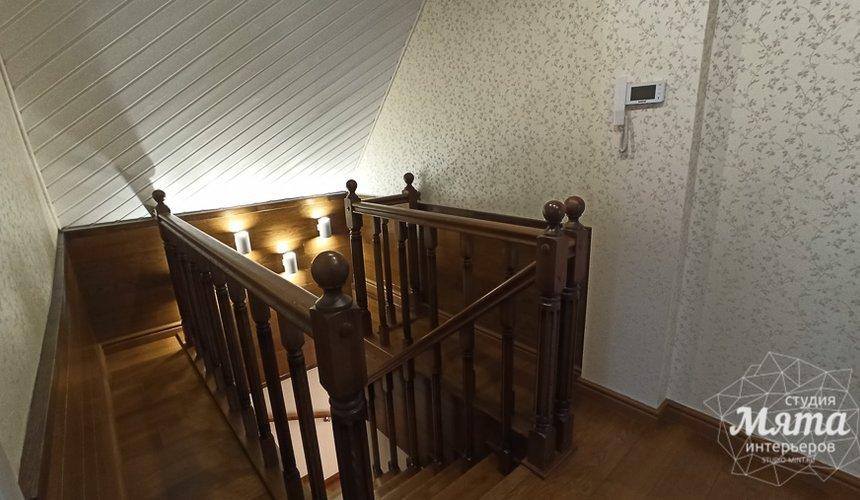 Ремонт и дизайн интерьера коттеджа г. Асбест 25