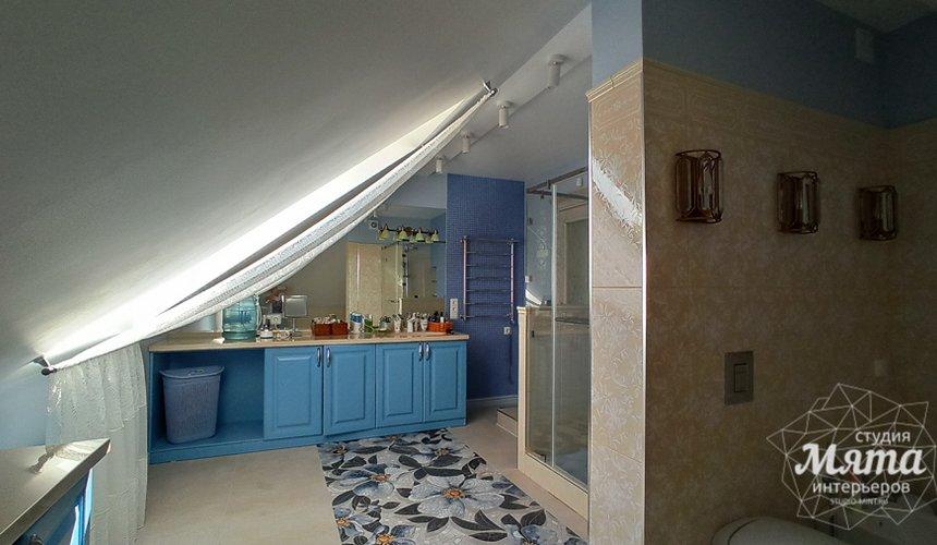 Ремонт и дизайн интерьера коттеджа г. Асбест 47