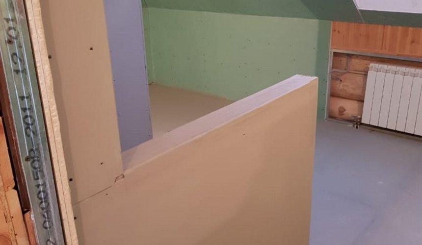 Ремонт и дизайн интерьера коттеджа г. Асбест 73